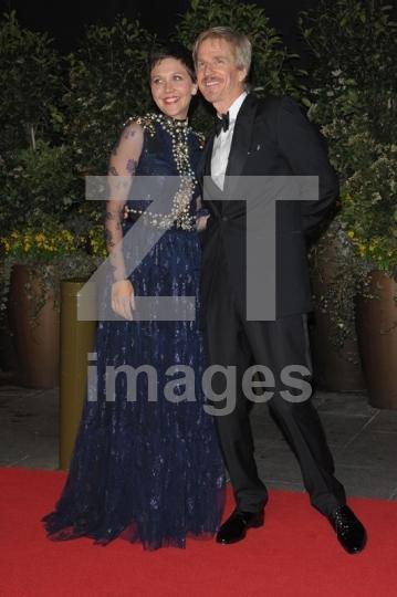 Maggie Gyllenhaal and Matthew Modine