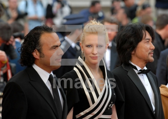 Cate Blanchett, Alejandro Gonzalez Inarritu