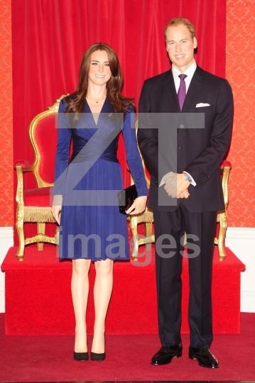 Prince William Duke of Cambridge and Catherine Duchess of Cambridge