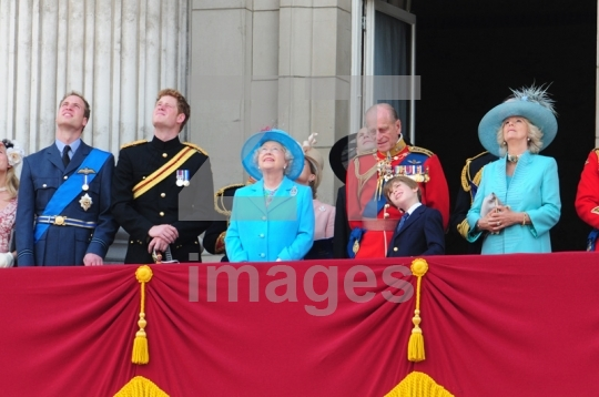 HRH Queen Elizabeth ll, Prince Philip