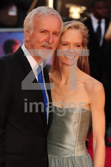 James Cameron and Suzi Amis Cameron